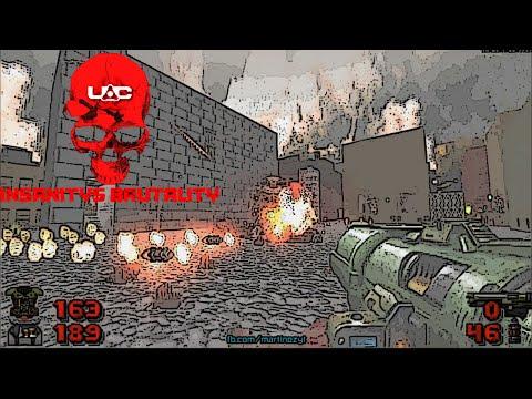 Insanity's Brutality 3 9 1 #7 - Doom 2016 mode #5 - Martinoz