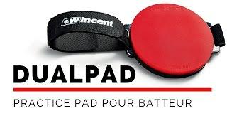 Wincent Practice Pad à courroie - Video