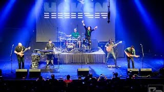 Haken - Crystallised (with Mike Portnoy at the end of the song, Live at ProgPower USA XVII)-