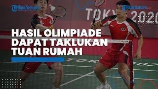 Ahsan/Hendra Berhasil Taklukan Tuan Rumah Olimpiade Tokyo 2020, Melenggang ke Semifinal