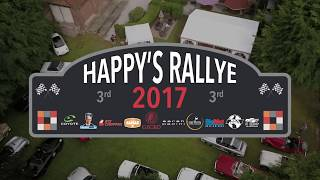 Rallye du Happy's/Gecko 2017