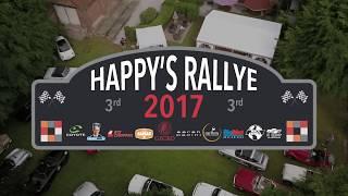 Rallye du Happy's/Gecko 2017