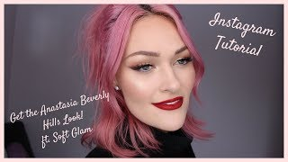 Get the Anastasia Beverly Hills Look! Instagram Tutorial