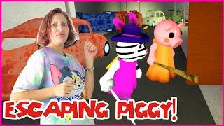 FINALLY ESCAPING PIGGY!!!