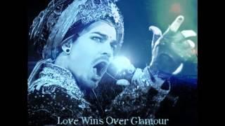 Adam Lambert - Love Wins Over Glamour - HQ studio version