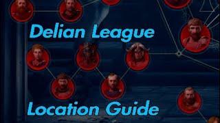Delian League/Athenian War Hero Set (All Locations) - Assassin's Creed: Odyssey