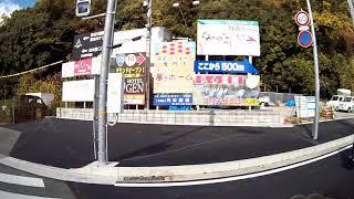 兵庫県道721号川西インター線開通したので走ってみたインプレッサスポーツ5MT