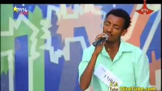 Balageru Idol Hailay Gebru, Vocal Contestant from Mekele