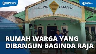 "Penampakan ""Kerajaan"" Angling Dharma Pandeglang, Sosok Rajanya Bangun Puluhan Rumah Warga"