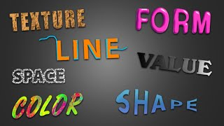 How To Make Better Art With The 7 Elements Of Art