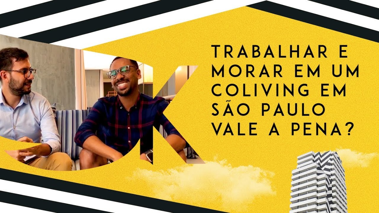 Trabalhar e morar em um Coliving em São Paulo vale a pena?