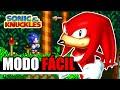 Existe El Sonic amp Knuckles En Modo F cil sonic Jam Se