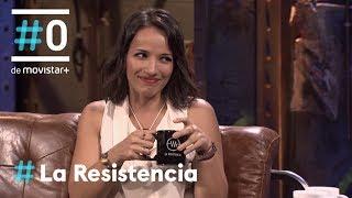La Resistencia 2x08 | Entrevista a uno de los fichajazos de 'Vamos'  Suscríbete a /cerotube para tener lo mejor de #0, HAZ CLICK AQUÍ:  http://www.youtube.com/channel/UCPgvCUSmHWm2177LkwLtZQw?sub_confirmation=1  Y DESCUBRE MÁS EN: http://www.movistarplus.es/cero