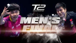 Fan Zhendong vs Lin Yun-Ju | T2 Diamond Malaysia (Final)