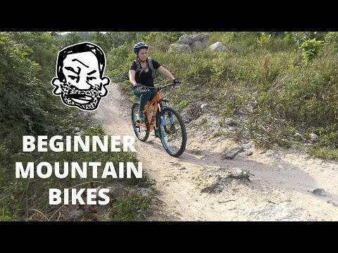 How to choose a beginner mountain bike – Mountain Biking Explained EP2