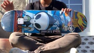 NEW SKATEBOARD SETUP! (Blind Skateboards)