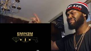 Eminem - Syllables ft. Dr. Dre, Jay Z, 50 Cent, Stat Quo, Cashis - REACTION