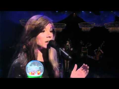 The Ellen Show Christina Perri Performs A Thousand Years