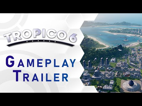 Tropico 6 El Prez Steam Key RU/CIS - video trailer