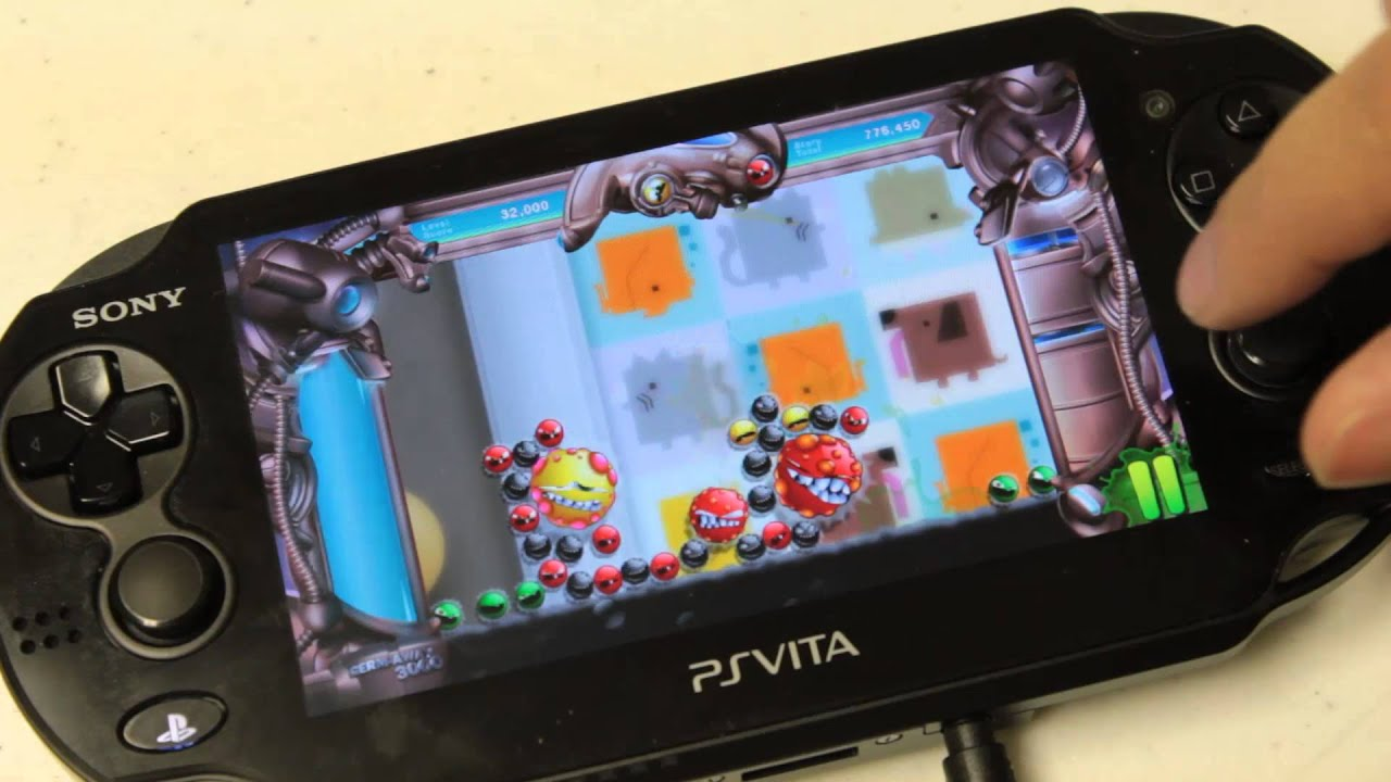 Germinator Oozes onto PS3 and PS Vita Today