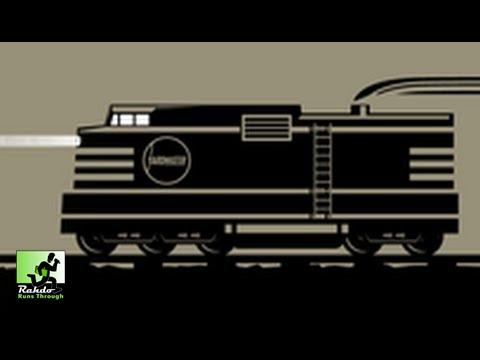 Rahdo Runs Through►►► Yardmaster Express