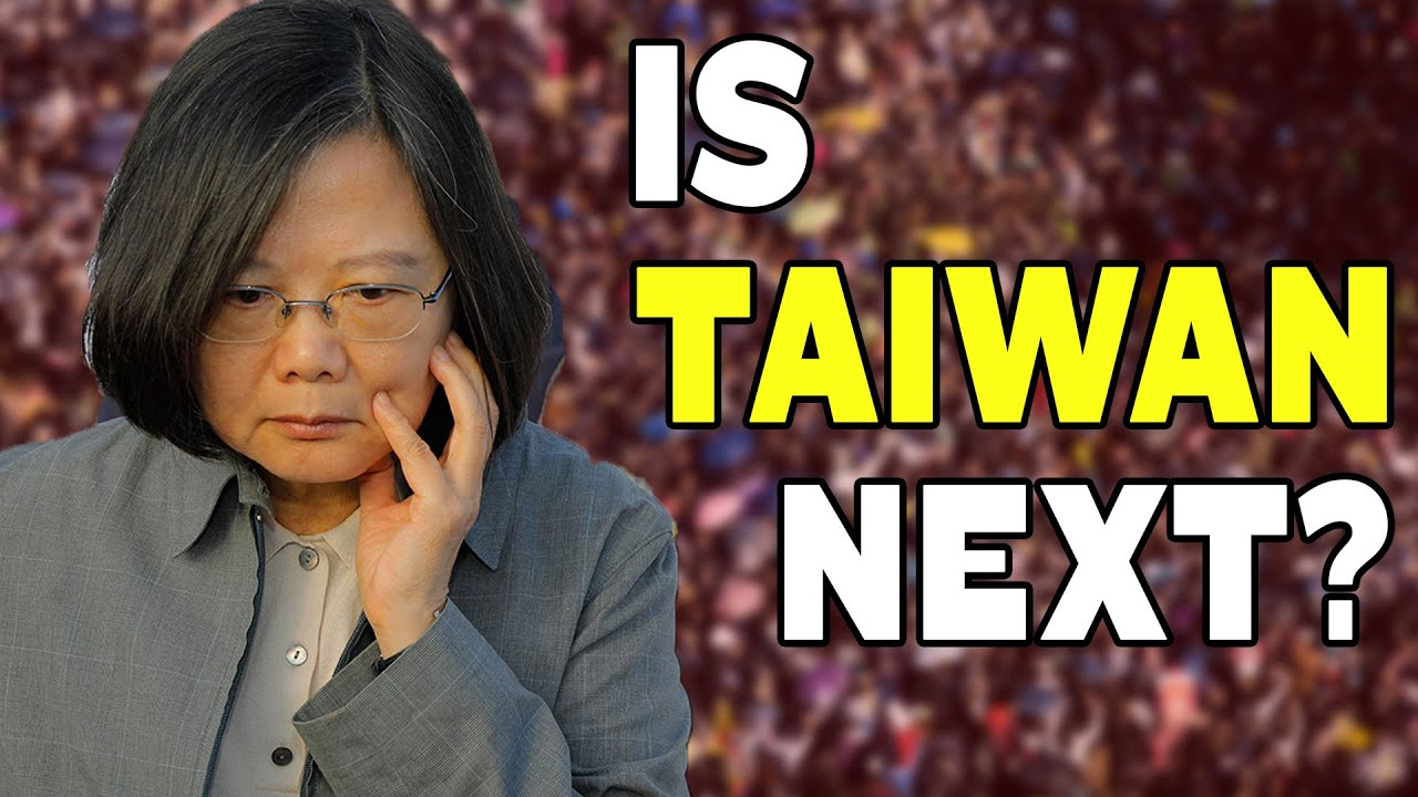 Taiwan Will Be Next, Our Own Freedoms After That thumbnail
