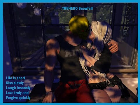 Hey Mami_You  Sexy _Secondlife_Dance video_Galaxy HUD