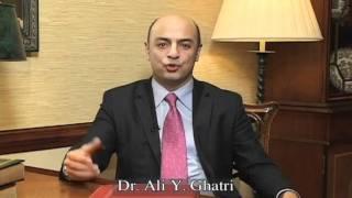 Dr. Ali Ghatri with YesBraces
