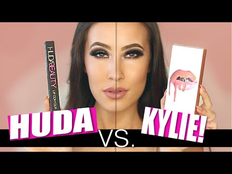 Lip Contour Matte Pencil by Huda Beauty #3