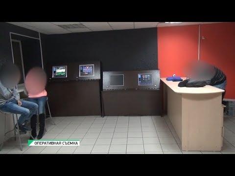Игровое заведение в Бийске выдавали как благотворительный фонд (01.10.18г., Бийское телевидение)