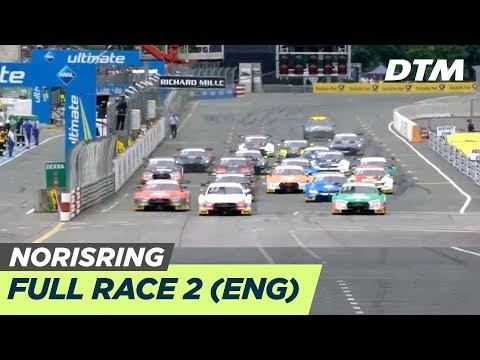 DTM Norisring 2019 - Race 2 (Multicam) - Re-LIVE (English)