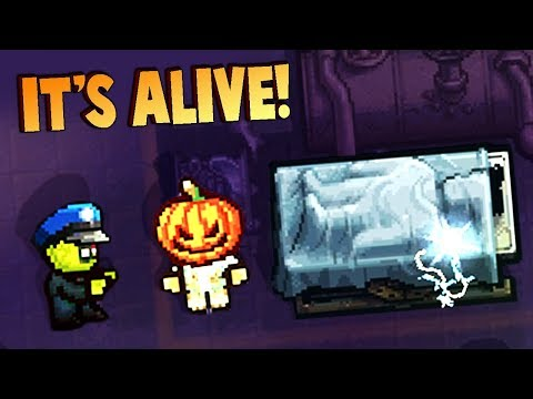 IT'S ALIVE!  FRANKENSTEIN Breaks Out Of Prison!  (Escapists 2 Multiplayer Gameplay - Halloween) Mp3