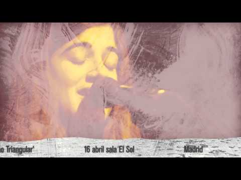 "MARIA RODÉS presenta ""Sueño Triangular"" en Madrid."
