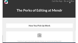Freelance from Home Editing Photos for Mendr Worldwide