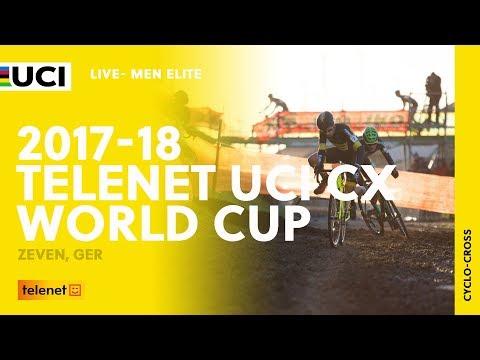 Puchar Świata w kolarstwie przełajowym – Zeven, Niemcy [stream]
