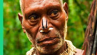 Video Eating with the World's Most Isolated Tribe!!! The Tree People of Papua, Indonesia!! MP3, 3GP, MP4, WEBM, AVI, FLV Agustus 2019