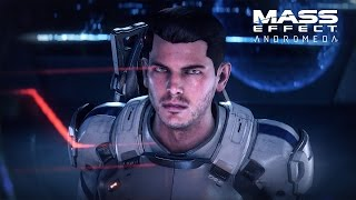Mass Effect Andromeda - טריילר ההשקה