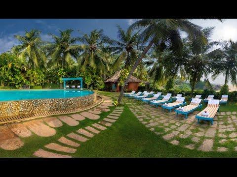 Manaltheeram Ayurveda Beach Village - Die Umgebung