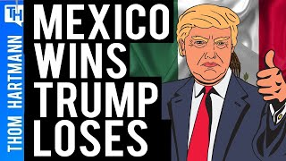 Trump's 'Secret' Deal with Mexico Put AMLO Ahead (w/ Greg Palast)