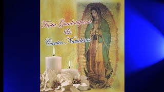 Mañanitas a la Virgen Maria  Cantos Navideños - CD completo