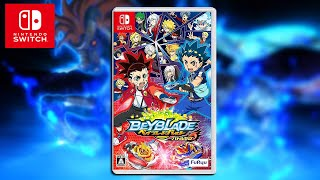 Picture of a game: Beyblade
