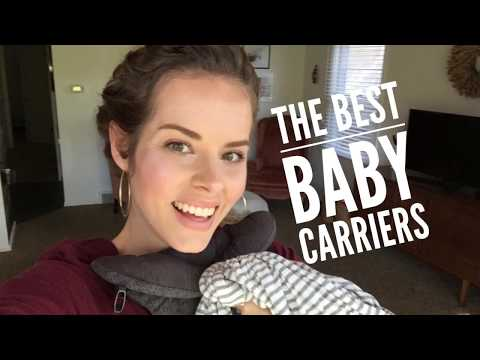 The Best Baby Carriers – Review of Infantino 4-in-1 and Solly Baby Wrap