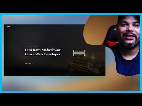 Portfolio So Good I Hired Him | Web Developer Portfolio Review