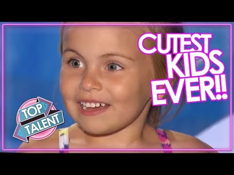 CUTEST KIDS EVER On Got Talent & Idols | Top Talents