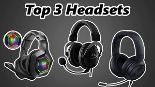Top 3 Gaming-Headsets unter 100€ [25-80€]