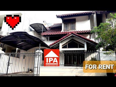 Rumah Disewakan Puri Kencana, Jakarta Barat 11610 B3MM06C1 www.ipagen.com