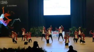 AQUA | FIRECRACKERS - Hip Hop formation kids 2015