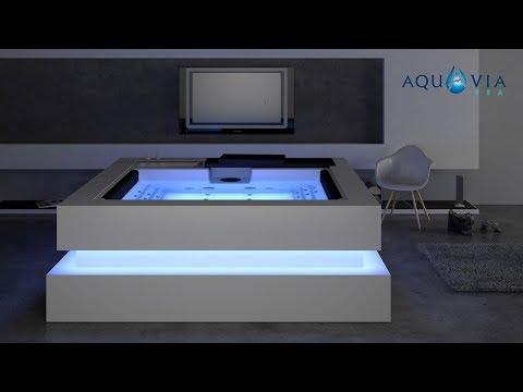 Aquavia Spa - Cube - Außenwhirlpool - Relagio