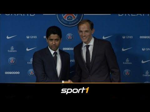 Neymar schwärmt von Tuchel | SPORT1