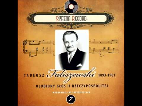 Tadeusz Faliszewski - Maniusiu, ach! (Syrena Record)